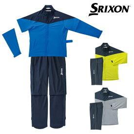 DUNLOP(ダンロップ)日本正規品 SRIXON(スリクソン) MOVE MASTER2 (ムーブマスター2) レインジャケット&パンツ 2021新製品 レインウェア 「SMR1000」 【あす楽対応】