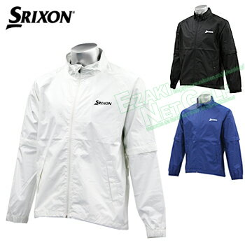 ダンロップ日本正規品SRIXON(スリクソン)レインジャケット(メンズ)「SMR6001J」【あす楽対応】