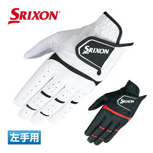 DUNLOP(ダンロップ)日本正規品 SRIXON(スリクソン) シリコングリップ メンズ ゴルフグローブ(左手用) 2020モデル 「GGG-S026」 【あす楽対応】