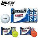 ダンロップ スリクソンAD333 ゴルフボール1ダース(12個入り)