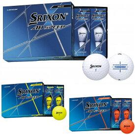 【【最大4400円OFFクーポン】】DUNLOP(ダンロップ)日本正規品 SRIXON(スリクソン) AD SPEED(エーディスピード) 2020新製品 ゴルフボール 1ダース(12個入り) 【あす楽対応】