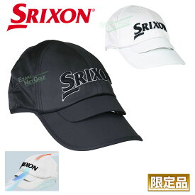 【限定品】ダンロップ日本正規品 SRIXON(スリクソン) Airpeak(エアピーク) ゴルフ キャップ 2020新製品 「SMH0139L」 【あす楽対応】
