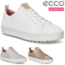 ECCO(エコー)日本正規品 GOLF SOFT レディスモデル スパイクレスゴルフシューズ 「101103」 【あす楽対応】
