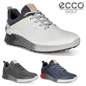 ECCO(エコー)日本正規品 S-THREE(エススリー) メンズモデル スパイクレスゴルフシューズ 2020新製品 「102904」 【あす楽対応】