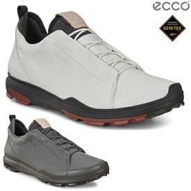 ECCO(エコー)日本正規品 BIOM HYBRID3 2.0メンズモデル スパイクレスゴルフシューズ(紐タイプ)「155824」 【あす楽対応】