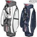 【【最大3000円OFFクーポン】】ECCO(エコー)日本正規品 ゴルフキャディバッグ 2020新製品 「ECC001」 【あす楽対応】