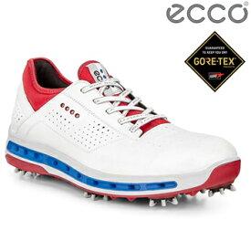 【【最大3300円OFFクーポン】】ECCO(エコー)日本正規品 COOL GOLF 18 Mens GTX メンズモデル ソフトスパイクゴルフシューズ 「130114」【あす楽対応】