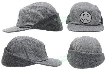 EDWINGOLF(エドウィンゴルフ)日本正規品ポリエステル裏毛ワッペンジェットキャップ2019モデル「EDJC1948W」【あす楽対応】