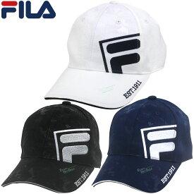 FILA GOLF(フィラゴルフ)日本正規品 ゴルフキャップ 「788-923A」 【あす楽対応】