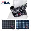 FILA GOLF(フィラゴルフ)日本正規品 メンズ ゴルフ ネックウォーマー 2020新製品 「780-940」 【あす楽対応】