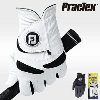 フットジョイ日本正規品Practex(プラクテックス)合成皮革ゴルフグローブ(左手用)「FGPT15」【あす楽対応】