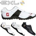 フットジョイ日本正規品EXL Spikeless Boa(EXLスパイクレスボア)快適ボアシステム搭載モデルスパイクレスゴルフシ…