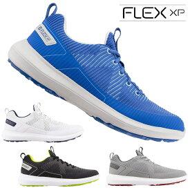 FOOTJOY(フットジョイ)日本正規品 FLEX XP(フレックスエックスピー) 2020モデル スパイクレスメンズゴルフシューズ 【あす楽対応】
