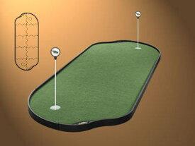 【【最大2900円OFFクーポン】】TourLinks System(ツアーリンクスシステム)パター練習グリーン 4×10フィートタイプZ−127