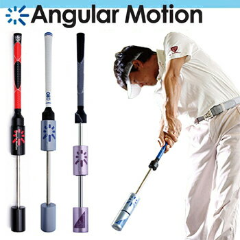 ボールを打たずに上手くなれる素振りギアAngularMotion(アンギュラーモーション)通称:E−スウィング「ゴルフ練習用品」【あす楽対応】