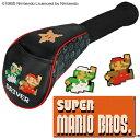 SUPER MARIO BROS.(スーパーマリオブラザーズ)ドライバー用ゴルフヘッドカバー「SBHD001」【あす楽対応】