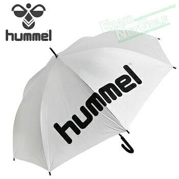 2016新製品hummel(ヒュンメル)UVアンブレラ晴雨兼用ジャンプアップ日傘(銀傘)「HFA7008」【あす楽対応】