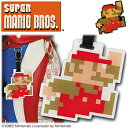 2016モデルSUPER MARIO BROS.(スーパーマリオブラザーズ)アクリルネームプレート「SBNP001」【あす楽対応】