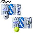 HONMA GOLF(本間ゴルフ)日本正規品 T//WORLD (ツアーワールド) TW-S ゴルフボール1ダース(12個入) 2019モデル 「BT-1904」 【あす楽対応】