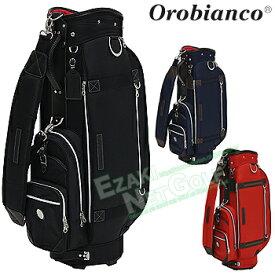Orobianco オロビアンコ日本正規品 メンズキャディバッグ 2019モデル 「ORC001」 【あす楽対応】