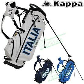 【【最大2900円OFFクーポン】】KAPPA GOLF カッパゴルフ日本正規品 4点式ショルダースタンドバッグ 2019新製品「KG918BA11」 【あす楽対応】