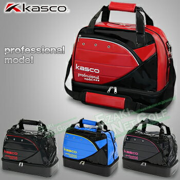 キャスコゴルフ(Kasco)日本正規品professional model2層式ボストンバッグEZN−1412【あす楽対応】