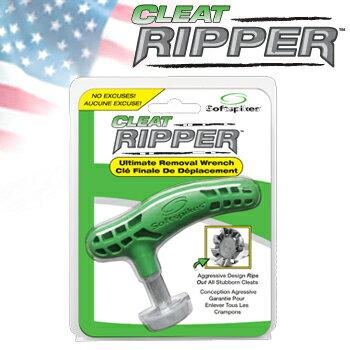 【US直輸入】SoftspikesCLEAT RIPPER(クリートリッパー)ゴルフ鋲取り外し専用レンチ「103S0YK」【あす楽対応】
