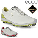 ECCO(エコー)日本正規品 BIOM G2 Flex Mens Golf Softspike GTX メンズモデル ソフトスパイクゴルフシューズ 2018モデ…