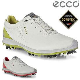 【【最大3300円OFFクーポン】】ECCO(エコー)日本正規品 BIOM G2 Flex Mens Golf Softspike GTX メンズモデル ソフトスパイクゴルフシューズ 「130664」 【あす楽対応】