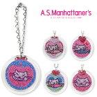A.S.Manhattaner's(マンハッタナーズ) デコレーション ネームタグ(ネームプレート) 「ASDN-1005」 【あす楽対応】