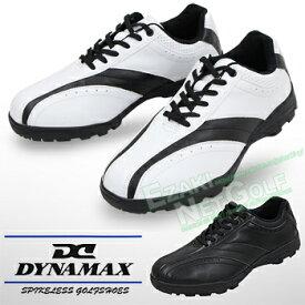 DYNAMAX(ダイナマックス) スパイクレスゴルフシューズ 「DMGS−1601」 【あす楽対応】