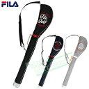 FILA GOLF(フィラゴルフ日本正規品)クラブケース「FI005C」【あす楽対応】