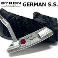 "BYRONdesign(バイロンデザイン)インスパイヤードバイタイガーGSSパターGERMANS.S.370G""InspiredbyTiger'sGSSPutter"""