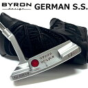 "BYRON design(バイロンデザイン) インスパイヤード バイ タイガーGSSパター GERMAN S.S. 370G ""Inspired by Tigers GS…"