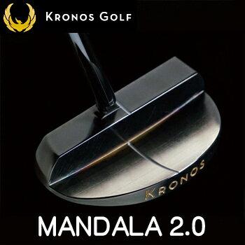 KronosGOLF(クロノスゴルフ)日本正規品MANDALA2.0(マンダラ2.0)パター