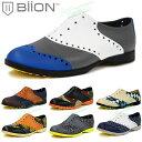 Lite(ライト)Biion(バイオン)超軽量ラバー素材スパイクレス ゴルフシューズ