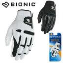BIONIC(バイオニック)日本正規品 ステイブルグリップウィズナチュラルフィット メンズ ゴルフグローブ(左手用) 「BIG1…