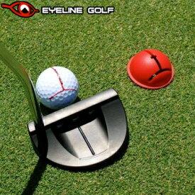 【【最大3300円OFFクーポン】】EYELINE GOLF (アイラインゴルフ) IMPACT BALL LINER (インパクトボールライナー) オリジナルサインペン付 ELG-BL32 【あす楽対応】
