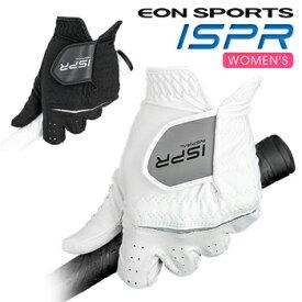 イオンスポーツ ISPR (インスパイラル) ゴルフ グローブ レディスサイズ 「左手用」 【あす楽対応】