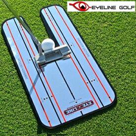 EYELINE GOLF(アイラインゴルフ) CLASSIC PUTTING MIRROR(クラシックパッティングミラー) 「ELG-MR11」 「ゴルフパター練習用品」 【あす楽対応】
