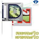 ダイヤゴルフ日本正規品 ニアピン・ドラコンフラッグ421(2本入)「GF−421」【あす楽対応】