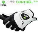 【【最大4400円OFFクーポン】】HIRZL(ハーツェル)日本正規品 TRUST CONTROL2.0 ゴルフグローブ メンズモデル(左手用) …