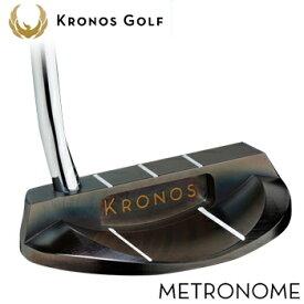 【【最大3777円OFFクーポン】】Kronos GOLF(クロノス ゴルフ)日本正規品Metronome(メトロノーム)パター【あす楽対応】