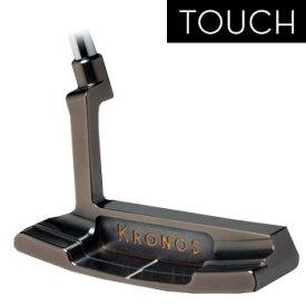 【【最大3777円OFFクーポン】】Kronos GOLF(クロノス ゴルフ)日本正規品TOUCH(タッチ)パター【あす楽対応】