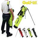 Golfit!(ゴルフイット) LiTE(ライト)日本正規品 セルフスタンドクラブケースNEO(ネオ) 「C-255」 【あす楽対応】