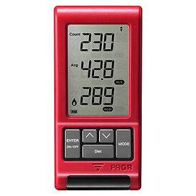 プロギア マルチスピード測定器NEW RED EYES POCKET(レッドアイズポケット2)「HS-110」「ゴルフ練習用品」【あす楽対応】