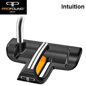 【【最大4400円OFFクーポン】】PROFOUND GOLF(プロファウンドゴルフ)Intuitionパター
