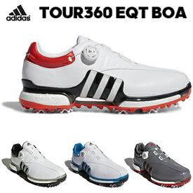 【【最大2900円OFFクーポン】】アディダスゴルフ日本正規品TOUR360 EQT Boa ソフトスパイクゴルフシューズ 2018モデル 「WI975」【あす楽対応】