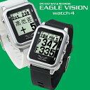2017モデル高性能GPS搭載距離測定器EAGLE VISION watch4(イーグルビジョンウォッチフォー)ゴルフナビゲーションEV…