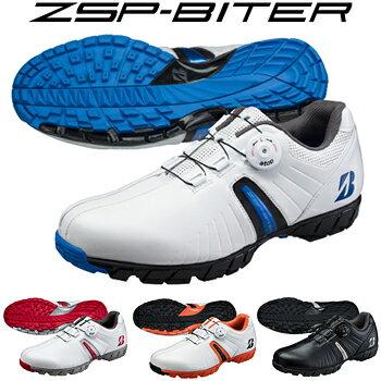 2017新製品ブリヂストンゴルフ日本正規品ZSP−BITERゼロスパイクバイタースパイクレスゴルフシューズ「SHG750」【あす楽対応】